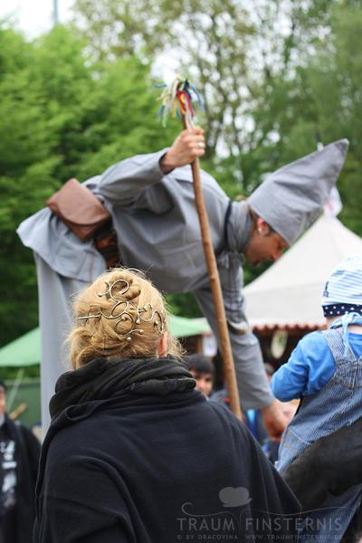 Auf dem Mittelaltermarkt des MPS Hohenwestedt | 05/2013