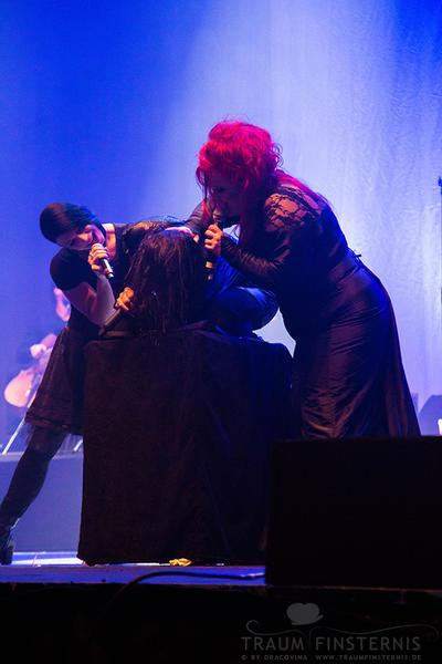 Amphi 2015 - Konzert Goethes Erben