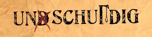 Undschuldig Logo