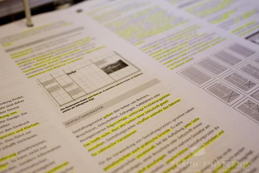 Abschlussprüfung 2012 Mediengestalter – Vorbereitung Theorie