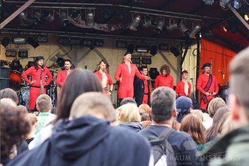Konzert: Saltatio Mortis auf dem MPS Hohenwestedt | 05/2013