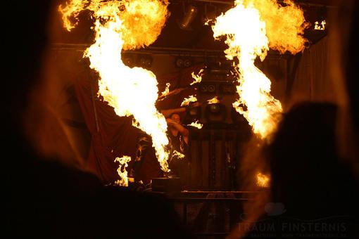 Das Feuerspektakel auf dem MPS Hohenwestedt | 05/2013
