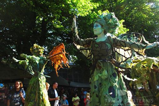 Auf dem Mittelaltermarkt des MPS Hohenwestedt | 05/2012