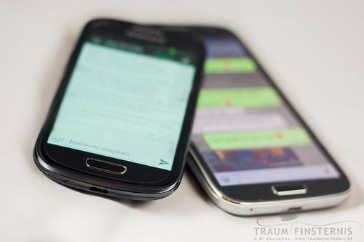 WhatsApp und Threema bieten ähnliche Funktionen