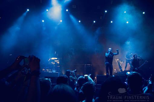 Amphi 2015 - Konzert Combichrist